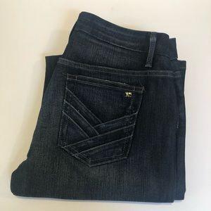 Joe's Jeans AZYL5324 Muse Dylan Cut JWD522 Dark